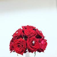 Saint Valentin, dites le avec des fleurs